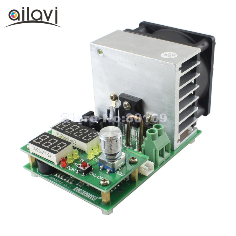 100W Constant Current Electronic Load Battery Discharge Capacity Tester 0 3 21V 20A Support Internal Resistance