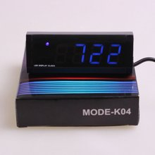 Car Electronic Clock