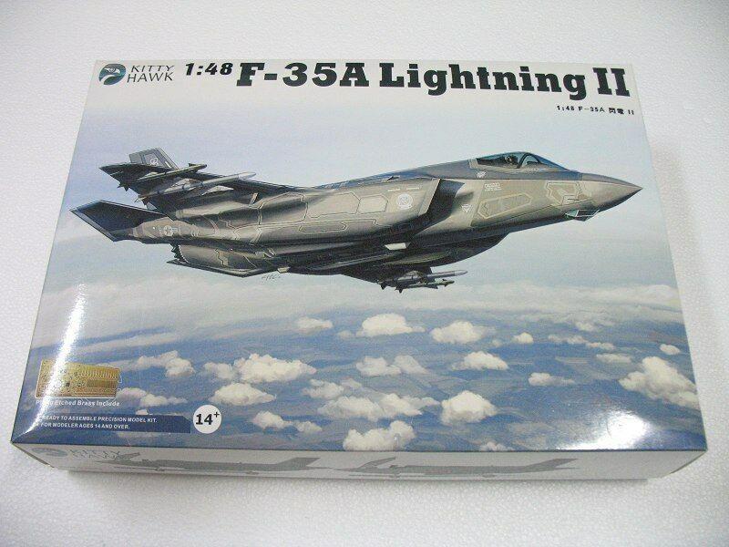 HOT SALE] RealTS Meng Model LS 007 1/48 F 35A Lightning II Fighter