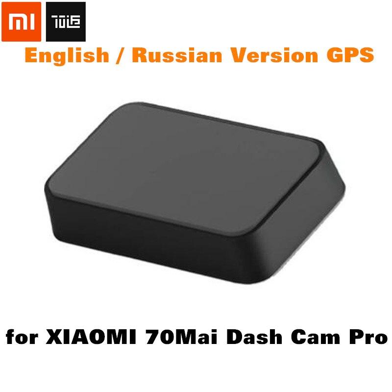 Módulo GPS, versión en inglés para XIAOMI 70mai Dash Cam Pro Suppoet ADAS