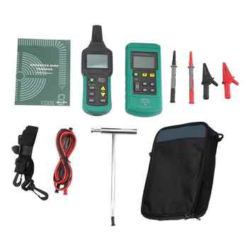 MS6818 12V-400V AC/DC Wire Cable Locator Metal Pipe Detector Tester Line  - DISCOUNT ITEM  39 OFF Tools