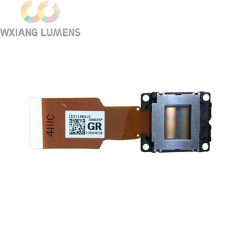 цена на New Original Projector LCD Panel Board HTPS Matrix Panels LCX124 fit for SONY/HITACHI/PANASONIC etc Projector Prism Assy Parts