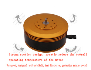 Image 2 - TYI 8015 KV150 Brushless Motor Special for Large Load Mulit axis Agricultural Protection Drone
