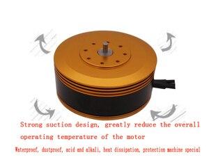 Image 2 - TYI 8015 KV150 Brushless מנוע מיוחד לגדול עומס Mulit ציר חקלאי הגנה Drone