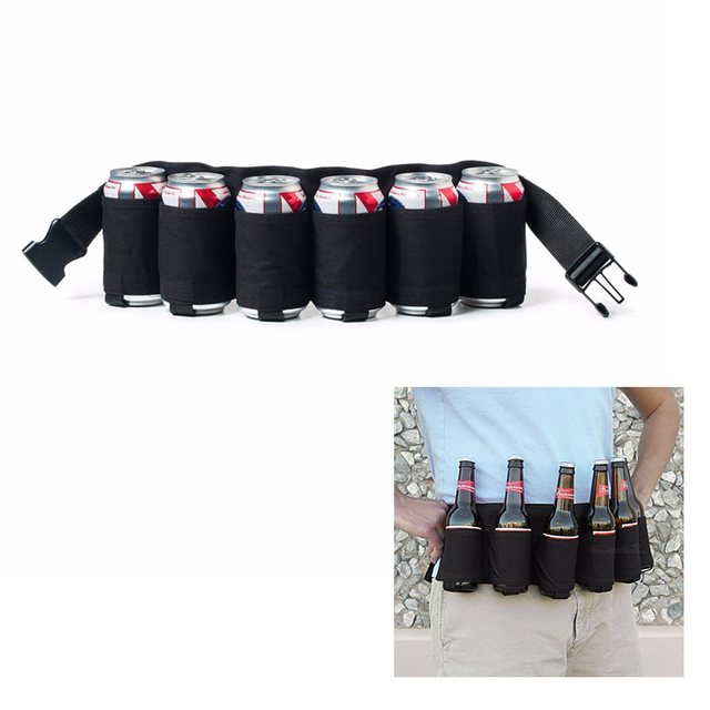 Beverage holder belt 4