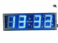 5 4 DIGIT led clock led clock led clock gym timer led workout