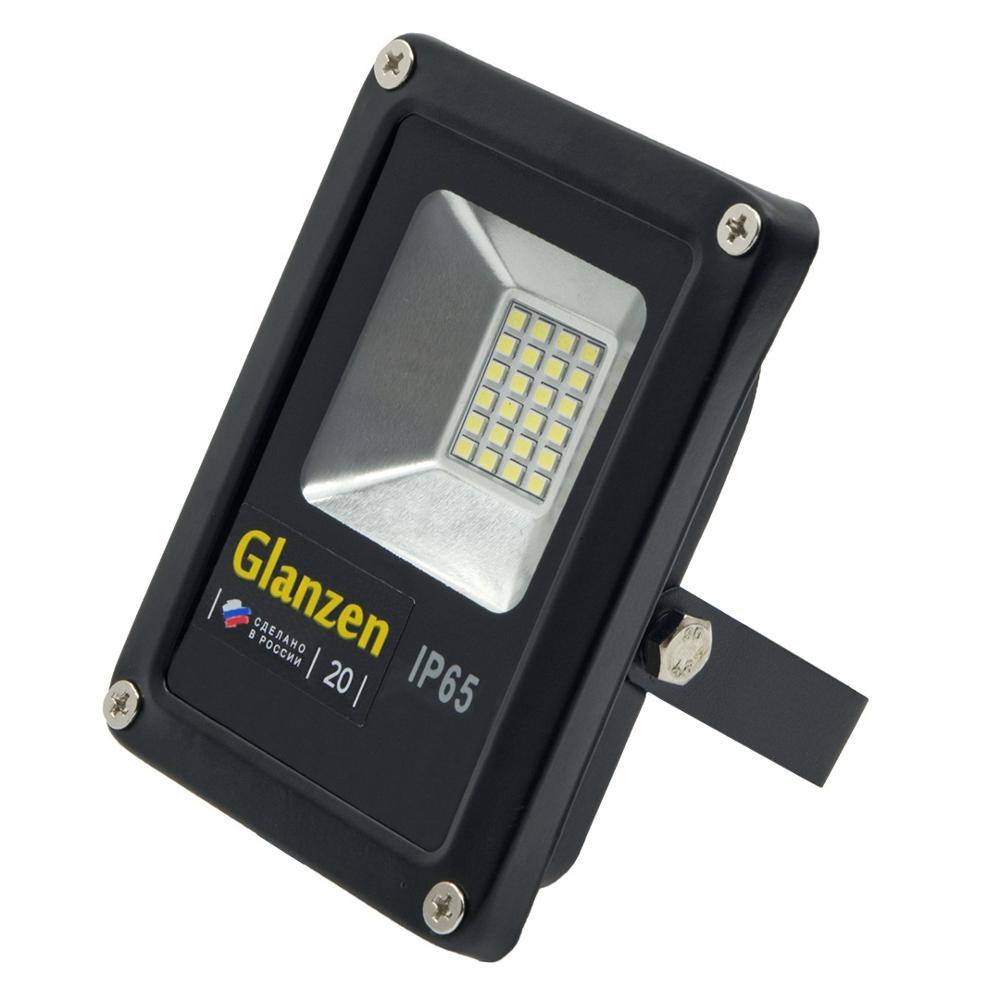 Led spotlight GLANZEN FAD-0002-20 glanzen 20m eb 20 002