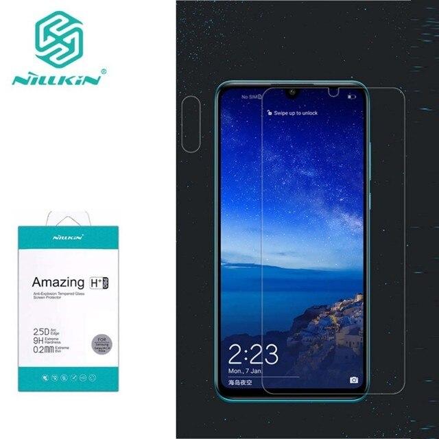 Per Huawei P30 Lite vetro temperato Nillkin Amazing H 0.22MM pellicola salvaschermo per Huawei Nova 4e Glass 6.15 pollici