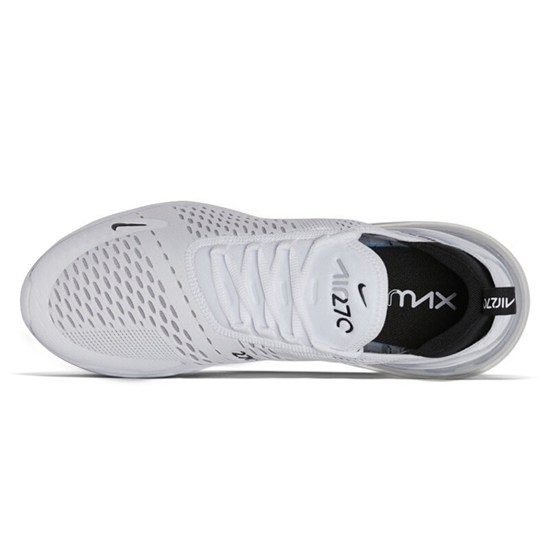 NIKE AIR MAX 270 enfants Original enfants chaussures de course Sports confortables en plein AIR maille baskets #943345 - 4