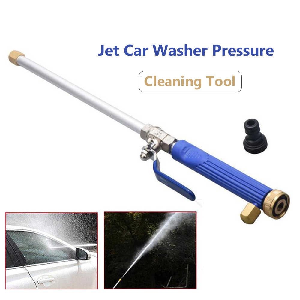 Auto Hoge Druk Power Waterpistool Wasmachine Water Jet Tuin Wasmachine Slang Wand Nozzle Spuit Water Spray Sprinkler Schoonmaken Tool