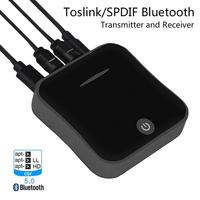 B19 Bluetooth Adaptation Receiver 5.0 Wireless Stereo Bluetooth Receiver Transmitter Audio Receiver