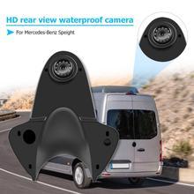 VODOOL 8LED IR ночного видения HD Автомобильная камера заднего вида водостойкая Тормозная лампа реверсивная парковочная камера для Mercedes Benz Sprinter