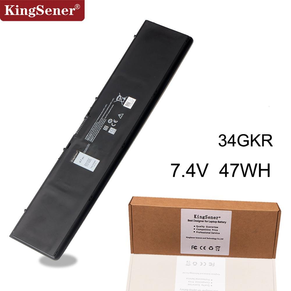 KingSener 7.4V 47WH 34GKR Laptop Battery For DELL Latitude E7420 E7440 E7450 3RNFD V8XN3 G95J5 34GKR 0909H5 0G95J5 5K1GW KingSener 7.4V 47WH 34GKR Laptop Battery For DELL Latitude E7420 E7440 E7450 3RNFD V8XN3 G95J5 34GKR 0909H5 0G95J5 5K1GW