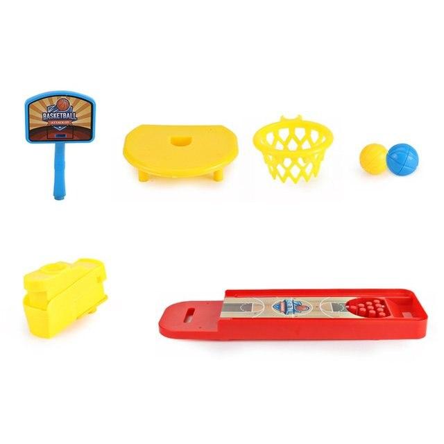 Мультфильм Мини боулинг набор лягушка чаши детская игрушка стрельба головоломка интерактивная игра спортивные Вечерние развлечения мини настольная игра