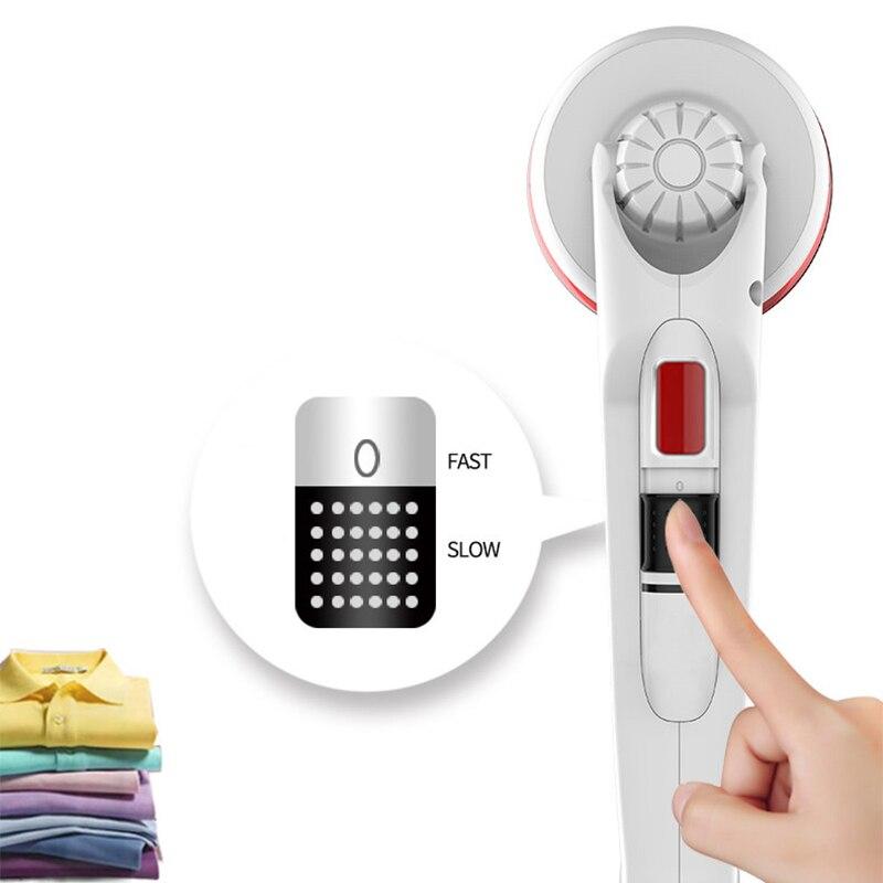 Removedor de pelusa avanzado de 9 W, ropa eléctrica USB, tela para Jersey, suéter de afeitadora, máquina de limpieza de alfombras de lana peluda