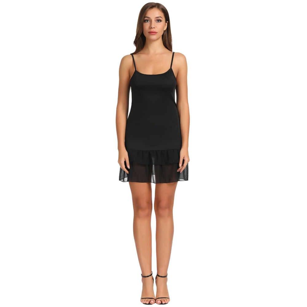 Платье Дамское без рукавов камзол стрейч вечернее шифоновое платье Летнее повседневное