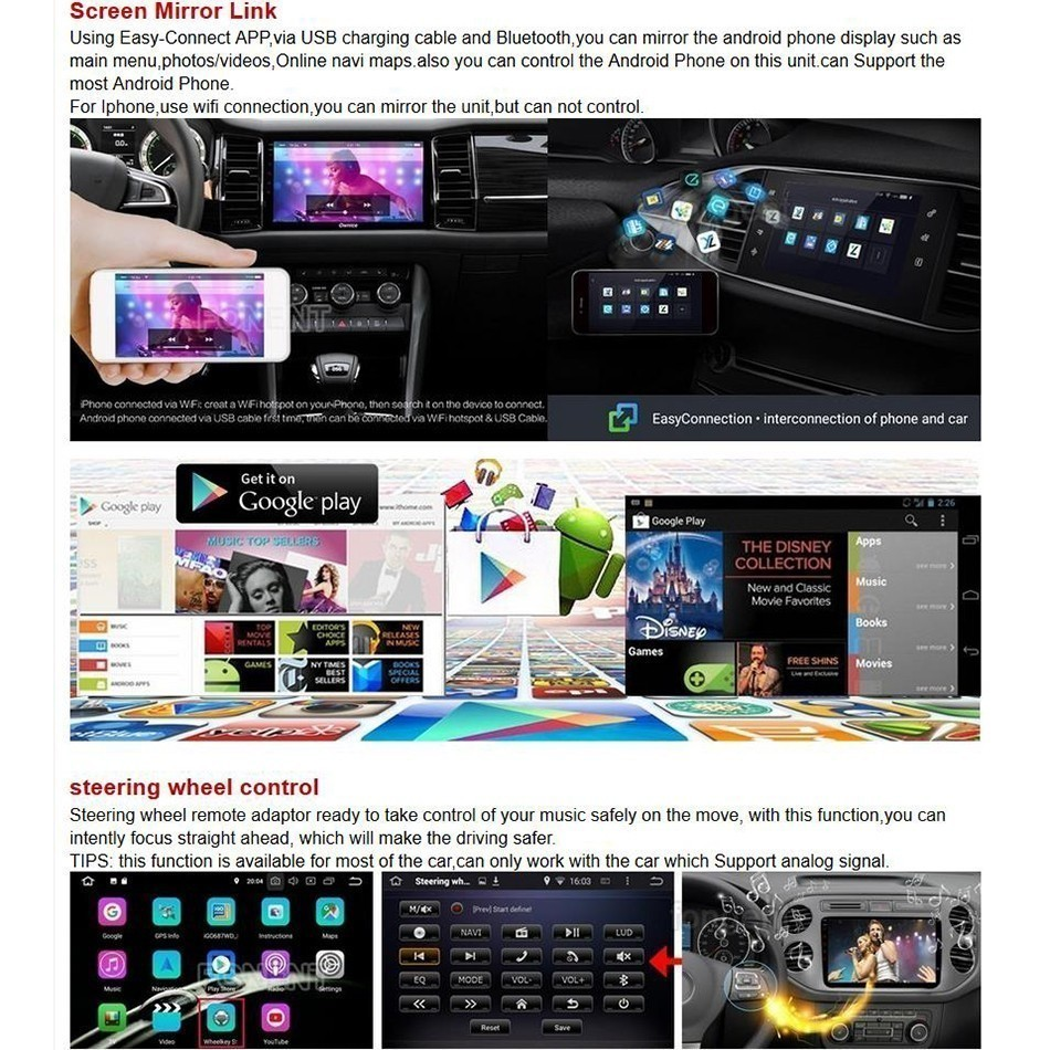 Best for TOYOTA Hilux 2016 2017 2018 Car Android Unit Radio Multimedia Player Left Righ Hand Drive LHD RHD GPS Navigator Stereo Smart 1