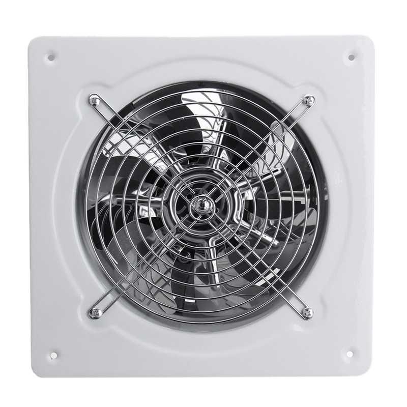 4 インチ 20 ワット 220V 高速排気ファントイレぶら下げ壁窓ガラス小さな人工呼吸器抽出排気 Fa
