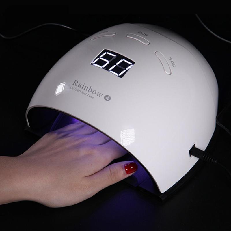 Nails Art & Werkzeuge Sunrb4 Mini Uv Led Nagel Lampe Nagel Trockner Gel Curing Lampe Für Alle Gele Mit Traditionellen Methoden