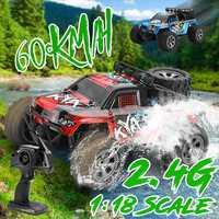 1:18 RC Car 2.4G RC 4WD Car High Speed Drive Drift Racing USB Charging Remote Control Vehicle Electronic Hobby Toys for Children