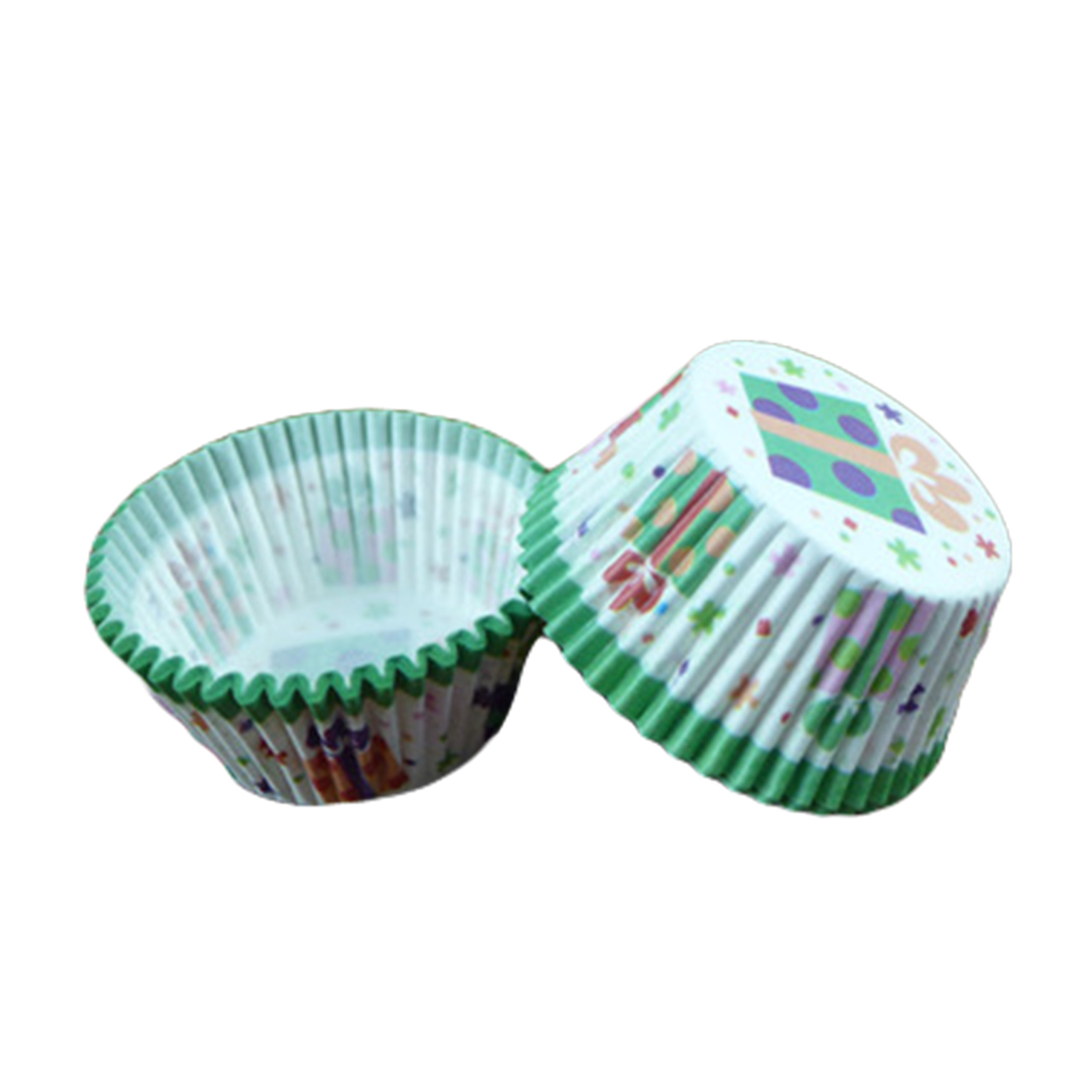 12Pcs Black Cupcake Wrappers Wraps Cup Wrap Liners Party Halloween Supply Prop