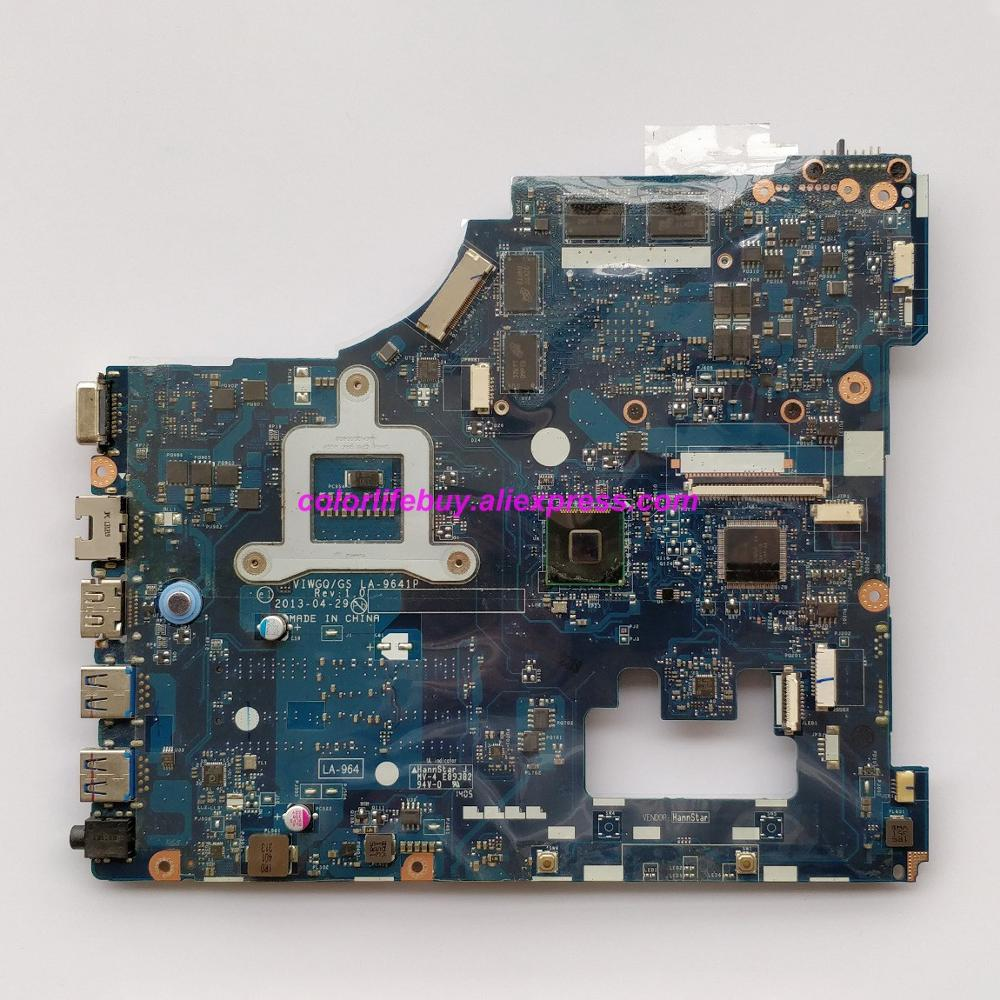 Image 2 - Genuine 11S90003670 90003670 VIWGQ/GS LA 9641P w HD8750/2GB Laptop Motherboard Mainboard for Lenovo G510 NoteBook PC-in Laptop Motherboard from Computer & Office