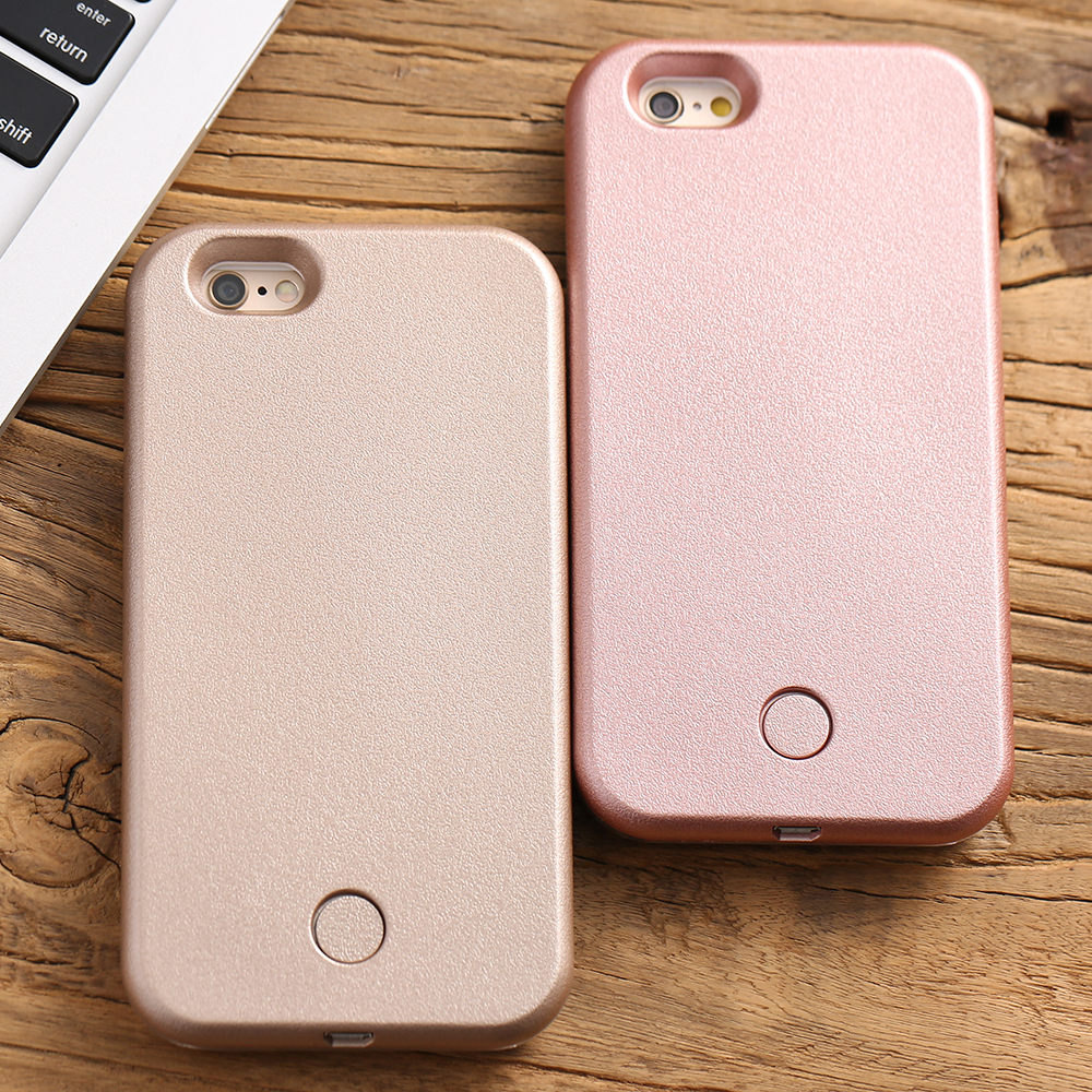 KISSCASE LED Flash Light Cases For iPhone X XS MAX XR 8 7 Selfie Light Phone Case For iPhone 7 8 6 6s Plus 5 5s Se Cover FundaKISSCASE LED Flash Light Cases For iPhone X XS MAX XR 8 7 Selfie Light Phone Case For iPhone 7 8 6 6s Plus 5 5s Se Cover Funda