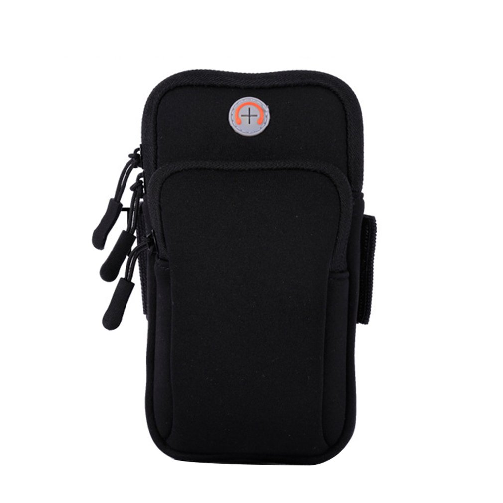 Universal Lightweight Sport Running Arm Bag Fashion Men Women Outdoor Mobile Phone Arm Band Bag Case Arm Pouch