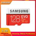SAMSUNG Micro SD Card 100MB/s 256GB 128GB 64GB 32GB 4K U3/U1 C10 Class 10 Memory Card SDXC SDHC microsd Flash TF Card for Phone