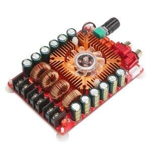 Image 4 - Placa de amplificador de Audio TDA7498E 2X160W de doble canal, admite modo BTL 1X220W de un solo canal, 24V DC Digital Stereo Amp Mo
