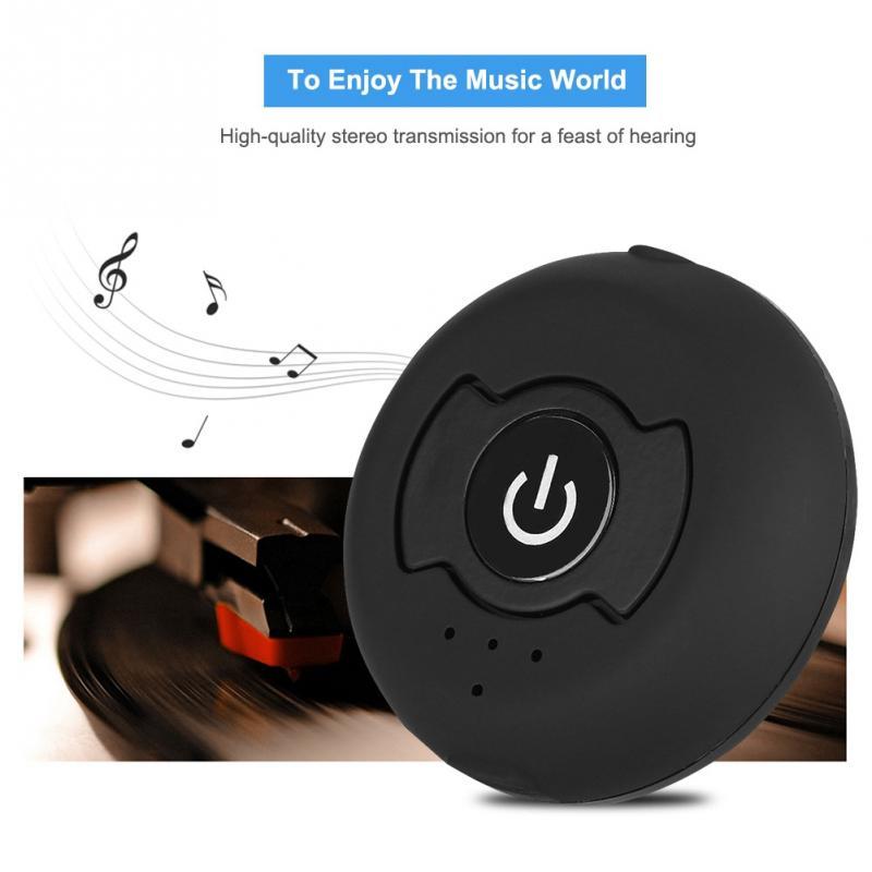 Funkadapter Tragbares Audio & Video FleißIg 1-für-2 Wireless Mini Bluetooth Audio Empfänger Für Auto Audio Hände-freies Anruf Genießen Hd Musik