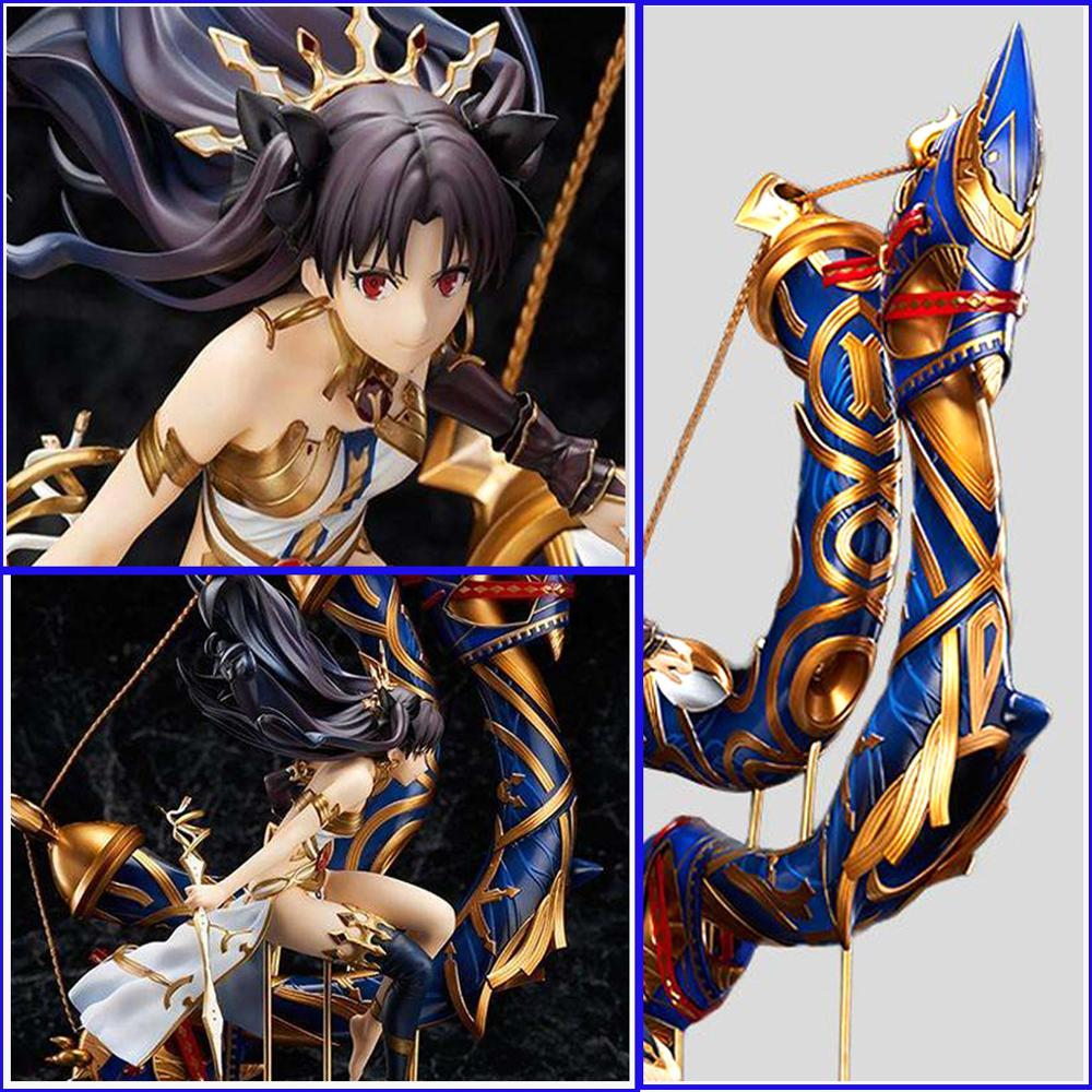 30cm Fate Grand Order Archer Ishtar Material IV Battle State Sexy girl Aniplex PVC Action Figures toys Anime figure Toy For Kids30cm Fate Grand Order Archer Ishtar Material IV Battle State Sexy girl Aniplex PVC Action Figures toys Anime figure Toy For Kids