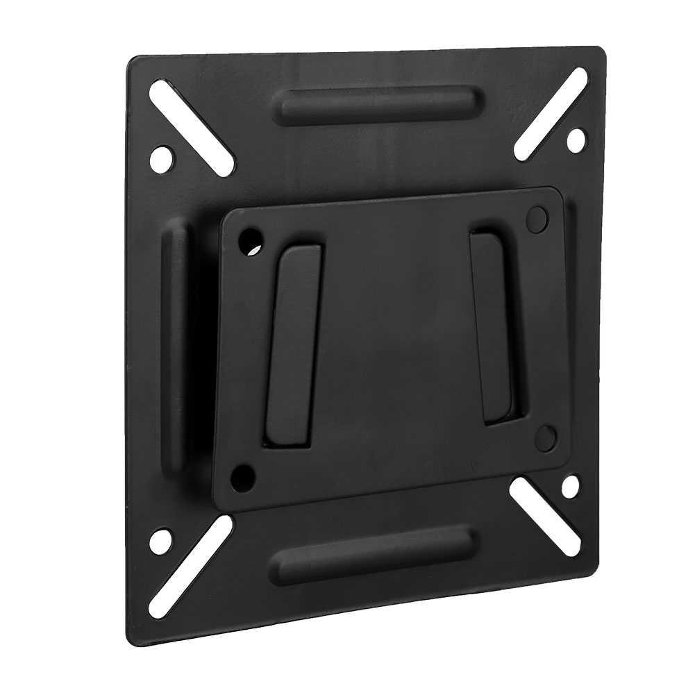 Dla 14-32 cal LCD uchwyt ścienny na TV duże obciążenie stałe wsparcie ściany mocowanie telewizora