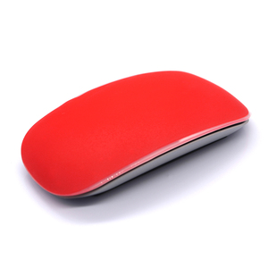 Image 5 - Color Silicone Mouse Skin For magic mouse2 Mouse Protector film cover Anti scratch film Scrub feel For apple Magic Mouse