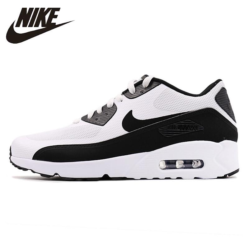 Nike AIR MAX 90 ULTRA chaussures de course de 2.0 Hommes nouveauté chaussures confortables Respirant Durable Sport Sneakers #875695-100