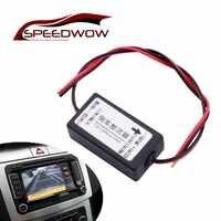 SPEEDWOW Auto Rück Kamera Power Relais 12 V Auto Backup Kamera Relais Regler Auto Kamera Power Relais Kondensator Filter Anschluss