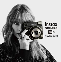 Special Edition! Taylor Swift Fujifilm Instax SQUARE SQ6 Instant Film Photo Camera