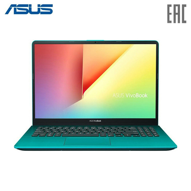 "Ноутбук ASUS S530UF-BQ077T Intel Core i5 8250U/6Gb/1Tb/No ODD/15.6"" FHD/NVIDIA GeForce MX130 2GbWi-Fi/Windows 10/Firmament Green Metal (90NB0IB1-M00850)"