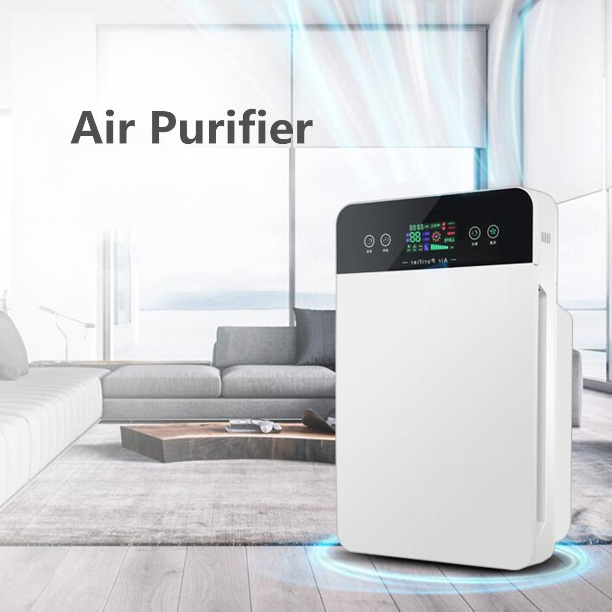 Умная воздухоочистительная система Электрический умные осушители очищает дым осушитель воздуха впитывает влагу дома бытовая техника