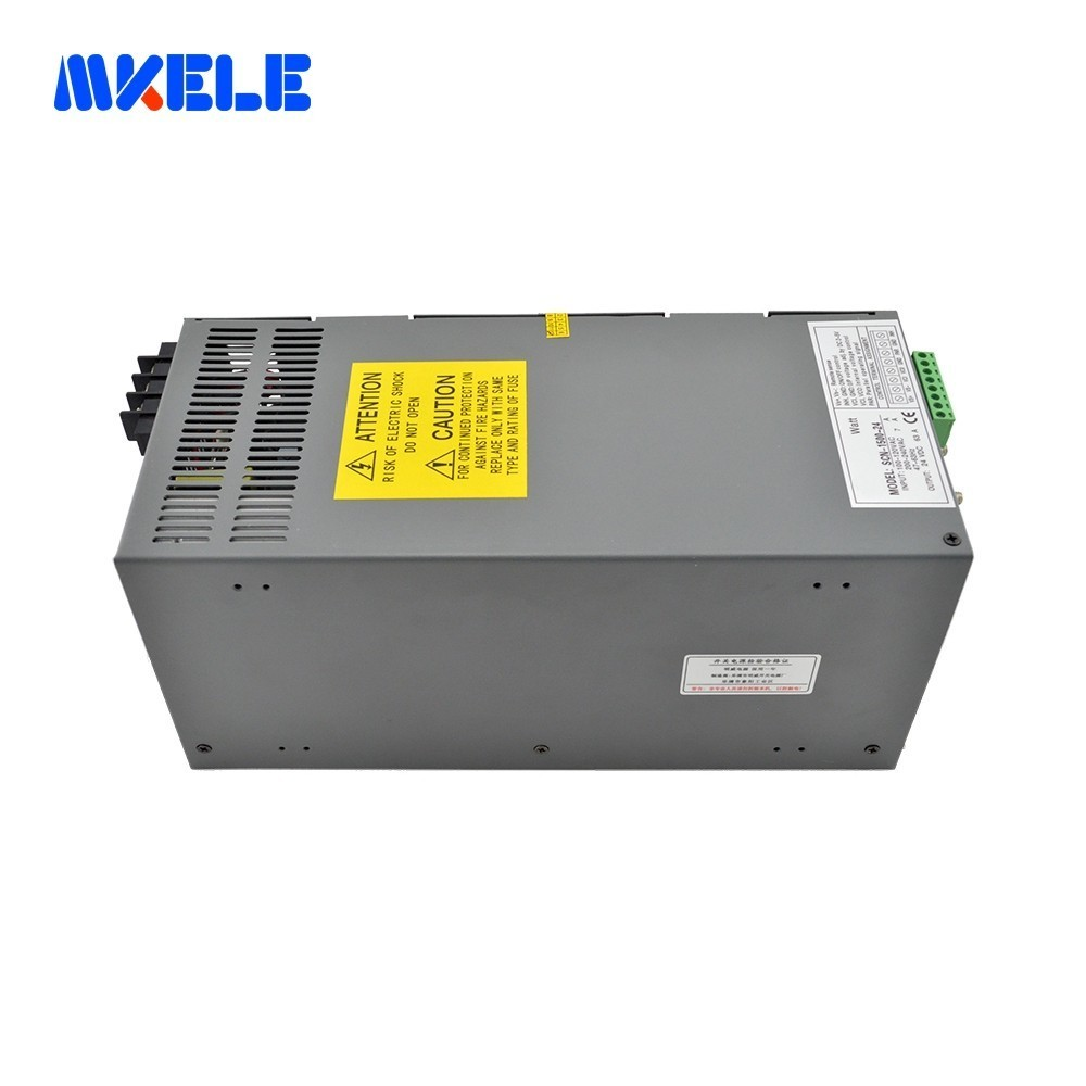 Big Power <font><b>1500</b></font> Watt Switching Power Supply Enclosed Smps Output 5/12/24/48vdc 217.5A 125A 62.5A 32A With CE Approved Makerele image