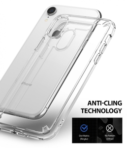 Image 2 - Ringke Fusion for iPhone XR Transparent Hard PC Back Soft TPU Frame Hybrid Impact Resistant for iPhone XR