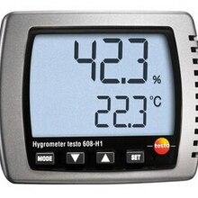 Testo 608-H1 влажность точка росы температура гигрометр точки росы метр тестер