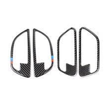 4 шт., накладки на дверные ручки для BMW 5 Series F10 2011 2012 2013 2014 2016 2015 2017
