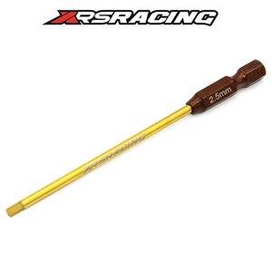Image 4 - Rcモデルのおもちゃツールxrsメトリック六角ドライバー磁気ヘッドツールセット4個キット