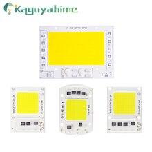 Kaguyahime AC 220V แบบบูรณาการ COB LED ชิปหลอดไฟ 50W 30W 20W 10W 5W สมาร์ท ic สำหรับ DIY Floodlight Spotlight โปรเจคเตอร์ Grow