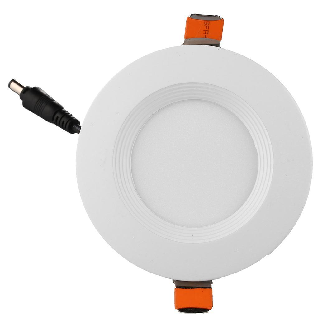 Lights & Lighting Clever 4 Inch Led Recessed Lighting Super 25-53v/280-300ma Bright Low Noise White 85-265v 50/60hz Downlight 15w Round In Pain