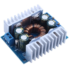 10A DC-DC BUCK BOOST MODULE STEP DOWN UP 5-30V TO 1-30V WITH CURRENT CONTROL dc dc 5 30v to 0 5 30v adjustable auto buck boost step up down module power supply module constant voltage constant current
