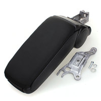 For Audi A6 1998 1999 2000 2001 2002 2003 2004 Car Leather Armrest Console Cover And Storage Box