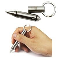Мини EDC инструмент карманный тактическая ручка для самообороны Открытый из нержавеющей стали многофункциональный брелок разбитое окно сте...