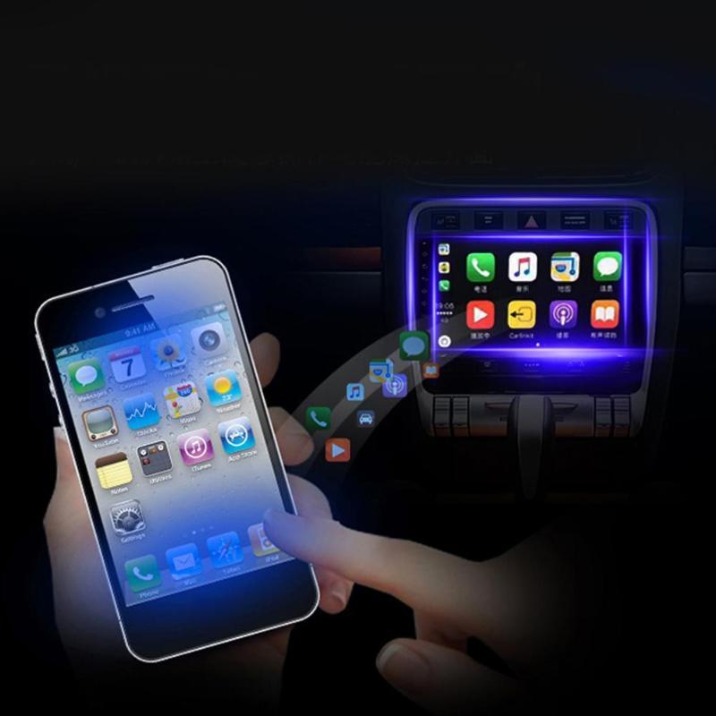 Ohok USB Android Auto CarPlay Dongle para Android Autoradio para Apple iOS y Android